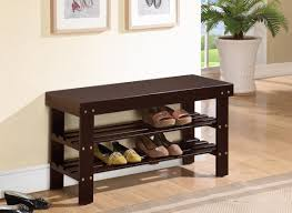 Home Decorators Bench by Bench Bench Shoe Storage Prodigious Shoe Storage In Bench