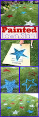 diy painted lawn stars tutorial 17 show stopping 4th of july