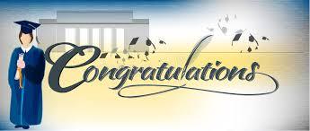 congratulations graduation banner congratulations text banner stock vector illustration of