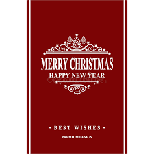 happy new year message merry christmas holidays wish greeting