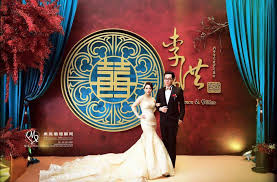 wedding backdrop themes pin by zhengzheng on 中式婚禮 backdrops wedding and
