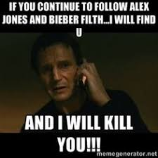 Taken Meme - liam neeson taken i don t know who you are i ve lost all my