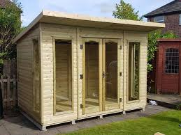 Gardens With Summer Houses - timberland sheds yorkshire homepage