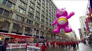 thanksgiving parade online live photos 2015 thanksgiving parade in chicago wgn tv