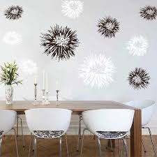 Spiky Wall Decals Trendy Wall Designs - Wall design decals