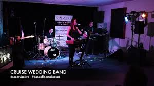 cruise wedding band wedding band showcase glasgow april 2017