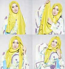 tutorial jilbab turban dian pelangi suggestions online images of tutorial hijab turban style dian pelangi