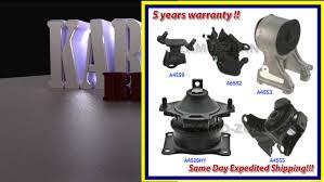 2004 honda odyssey engine mounts 2005 odyssey ex motor mount replacement pt2