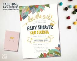 baby shower things where the things are baby shower invitations linksof london us