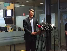 Seeking Vancouver Vancouver Mayor Gregor Robertson Not Seeking Re Election Bcit News
