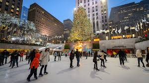 Backyard Ice Rink Tips Best Places To Go Ice Skating In Nyc Including Indoor Rinks