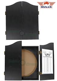black dart board cabinet cabinets bulls plain black dartboard cabinet darts corner the uk