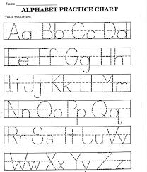 printable alphabet grid math worksheets alphabet writing for kindergarten tracing fun loving