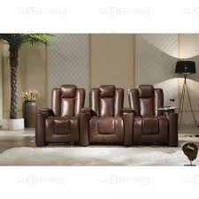 Italian Leather Recliner Sofa Italian Leather Home Theatre Electric Recliner Chair 3
