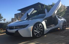 Bmw I8 Front - bmw i8 long term review