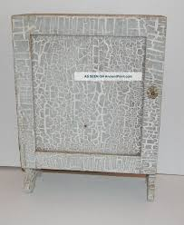 white crackle paint cabinets antique medicine cabinet with grey crackled paint finish great