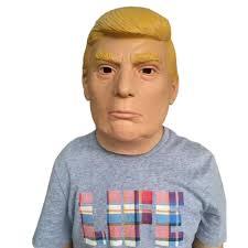 online shop donald trump putin costume mask halloween joke