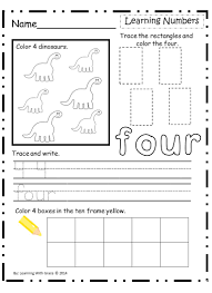 free kindergarten writing worksheets learning to write the for