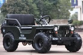 small jeep for kids mini jeep willys go kart gokart co