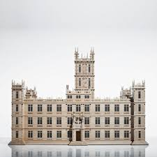 Architecture Gifts by Linley Architectural Boxes Highclere Castle Jewellery Box