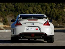 nissan 370z nismo wallpaper 2014 nissan 370z nismo static 4 1920x1440 wallpaper