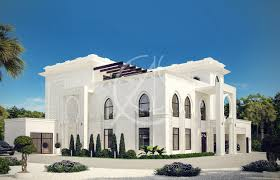 villa design exterior house design london