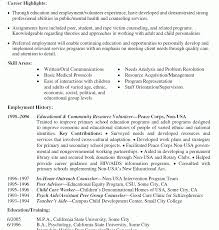 volunteer resume template resume template volunteer work on sle listing exle how to
