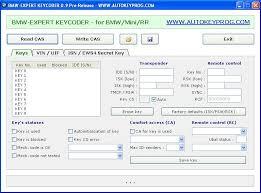 Bmw Comfort Access Key Bmw Cas Keycoder Editor By Autokeyprog Sl Belarus