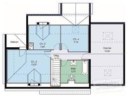 Plan De Maison Antillaise Exemple De Plan De De Maison Gratuit Modle Plan Rdc Record