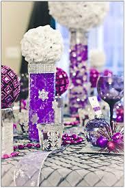 Idee Deco Mariage A Faire Soi Meme by Decoration De Mariage Violette