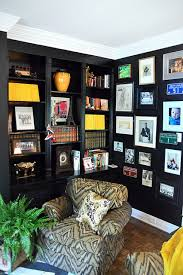 black built ins home tour series a little bit of southern mixed with rock n u0027 roll