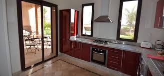 equipement cuisine maroc locations villa 3 chambres route de fes marrakech agence immobilière
