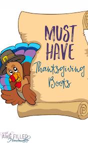 must thanksgiving books awe filled homemaker