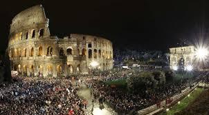 orari ingresso colosseo via crucis 2017 a roma orari percorso strade chiuse e modifiche
