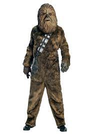 deluxe chewbacca costume