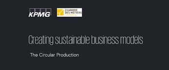 chambre des metiers luxembourg conférence sur la production circulaire infogreen