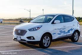 hyundai crossover 2015 review 2015 hyundai tucson hydrogen fuel cell cuv hello vancity
