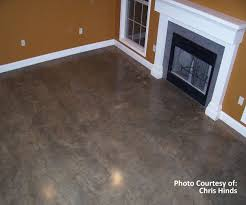 Stain Old Concrete Patio by Take A Look At This Patio Concrete Stain Solcrete Com Scoob U0027s
