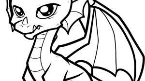 easy dragon drawings draw simple dragon head step step