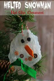 the 25 best melted snowman ornament ideas on pinterest melted