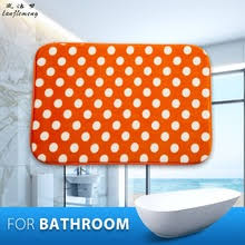 Orange Bathroom Rugs by Popular Orange Bath Mat Buy Cheap Orange Bath Mat Lots From China
