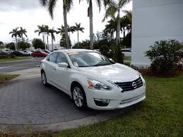 nissan altima 2013 air conditioner 2013 used nissan altima 4dr sedan i4 2 5 sv at royal palm toyota