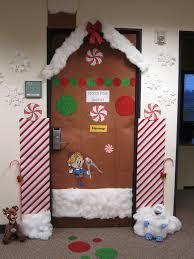 holiday door office door here i come kinder christmas crafts