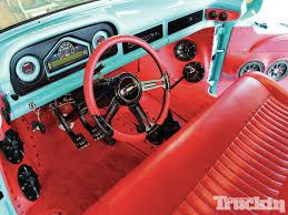 Vintage Ford Truck Steering Wheel - 1960 ford f 100 forgotten effie truckin magazine