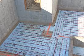 Basement Floor Insulation The Basement The Farm