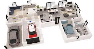 maison 3 chambres morget 98 m 3 chambres maisons de l atlantique constructeur