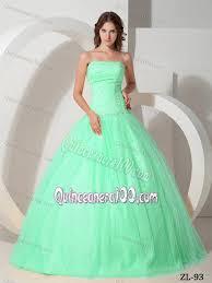 fifteen dresses 2014 disney princesses apple green quinceanera dresses pretty