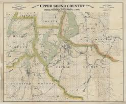 Union Pacific Route Map by Jesse Ferguson Tumwater Pioneer