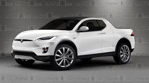 truck tesla what if tesla u0027s u0027new kind of pickup truck u0027 will look like this