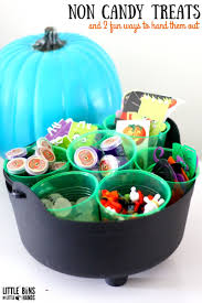 halloween candy gift basket non candy halloween treats and the teal pumpkin project